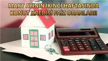 Mart ayının ilk konut kredisi indirimi Akbank'tan geldi