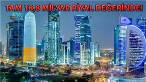Katar, 55 yeni altyapı ve yol projesine imza atıyor!