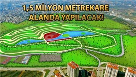 Bursa'ya 8 dev Millet Bahçesi inşa ediliyor
