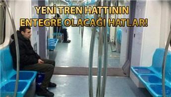 Gebze-Halkalı Banliyö Tren Hattı ilk yolcularını taşıdı