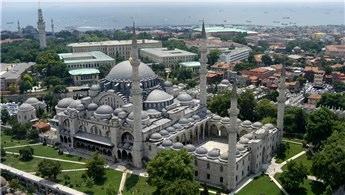 Mimar Sinan'ın eserlerinden İstanbul'a yeni turizm rotası!