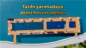 Ergün Turan 'deniz havuzları' projesini açıkladı!
