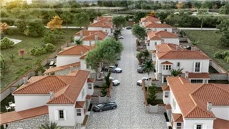 Sokak Urla'da villa fiyatları 1 milyon 350 bin liradan başlıyor