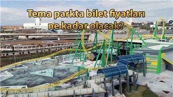 Ankara'nın tema parkı AnkaPark yarın açılıyor