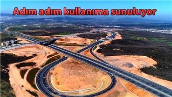 Kuzey Marmara Otoyolu'nun 4. bölümü hizmete açıldı