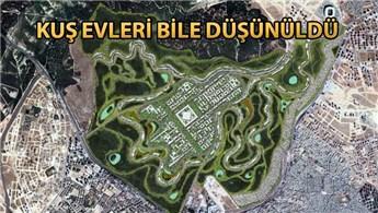 Gaziantep'e Central Park'tan daha büyük proje!
