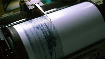 Malatya'da art arda 3 deprem oldu