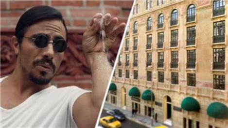 Nusret, 50 milyon Euro'ya Park Hyatt Oteli devraldı