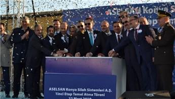 ASELSAN'dan Konya'ya 65 milyon dolarlık dev yatırım!