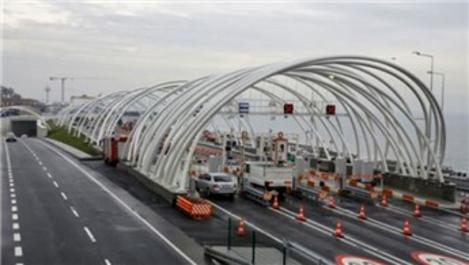 Avrasya Tüneli pazar günü trafiğe kapatılacak