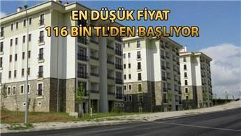 TOKİ'nin ucuz konutlarında sıra emeklilerde!