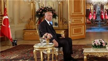 Cumhurbaşkanı Erdoğan'dan Ayasofya açıklaması!