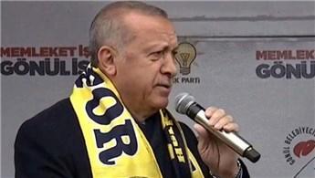 Başkan Recep Tayyip Erdoğan'dan Ağrı'da önemli açıklamalar