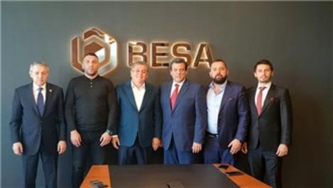Besa'dan Ankara'daki boks severler için sürpriz projeler geliyor