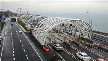 Avrasya Tüneli, ekonomiye katkısını sürdürüyor