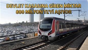 Marmaray'dan ekonomiye büyük katkı!