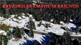 Günlük 25 liraya Uludağ'da 5 yıldızlı tatil başlıyor