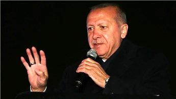 Başkan Erdoğan: Sarıyer'de tapu sorununu biz çözeriz