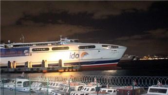 İDO ve BUDO aşırı rüzgar sebebiyle bazı seferleri iptal etti!
