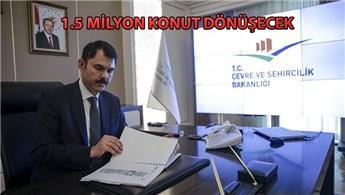 Bakan Kurum: Türkiye'de riskli bina kalmayacak!