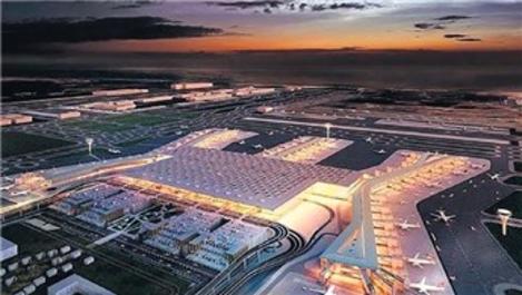 İstanbul Havalimanı 405 bin yolcuya hizmet verdi