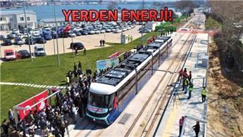 Eminönü-Alibeyköy hattında elektrik direği olmayacak