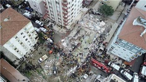 Kartal'da çöken bina ile ilgili soruşturma tamamlandı