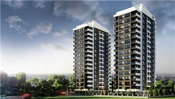 Nergis Bahçe'de daireler 150 metrekare büyüklüğe sahip!