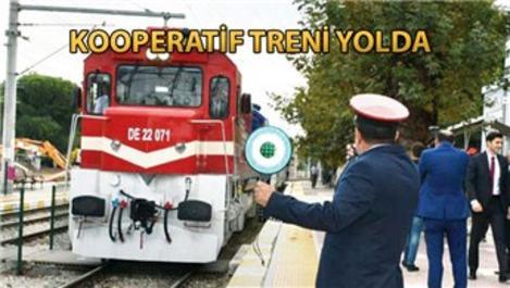 Sosyal Kooperatifçilik Treni ikinci seferine hazır!
