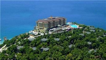 Alanya'daki Utopia World Hotel satılıyor