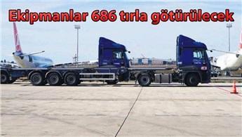 İstanbul Havalimanı'na büyük taşınma başlıyor