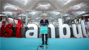 Bakan Turhan havalimanının taşınmasıyla ilgili konuştu