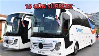 İstanbul Havalimanı'na giden yolculara ücretsiz ulaşım!