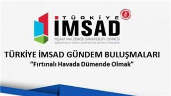 Türkiye İMSAD, 26 Nisan'da Gündem Buluşmaları düzenliyor