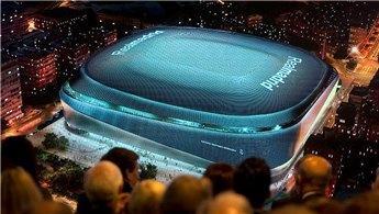Real Madrid, Santiago Bernabeu Stadı'nı tanıttı