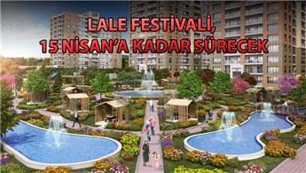 İhlas Yapı Marmara Evleri 4'te Lale Festivali başlıyor