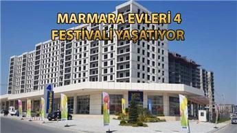 Marmara Evleri 4'te Lale Festivali başladı