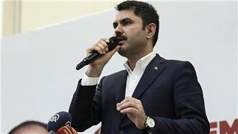 Murat Kurum: Başvuru sayısı 587 bine ulaştı!