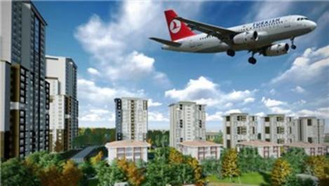 Yeşilköy'den 3. havalimanı bölgesine taşınmalar artıyor