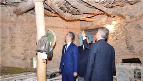 Elazığ depremi Malatya'da da hasara yol açtı