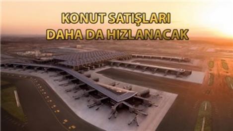 Gayrimenkul sektöründe İstanbul Havalimanı heyecanı