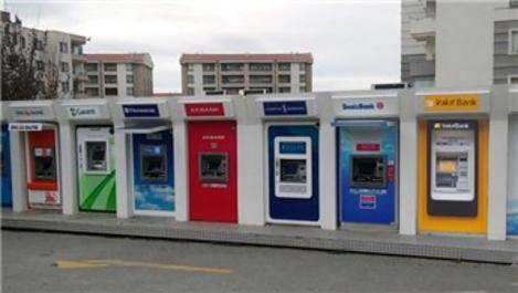 Bankaların ATM kiraları lüks dükkân kiralarını geçti