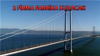 Osmangazi Köprüsü yabancıları cezbetti