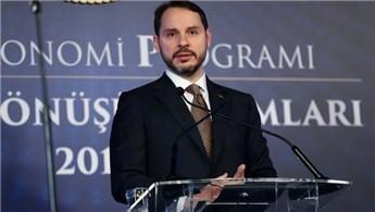 Bakan Albayrak 'Ekonomi Reform Paketi'ni açıkladı