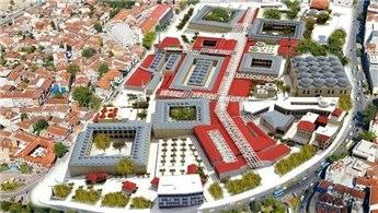 Bursa'da Tarihi Çarşı ve Hanlar'a özel yasa!
