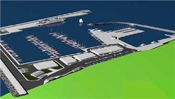 Güzelçamlı'da yapılacak yat limanının ÇED raporu açıklandı