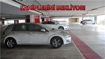 Atatürk Havalimanı'nın otoparkında 59 araç unutuldu!