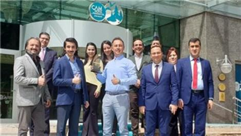 "Ankara'daki Çam Otel ""Yılın Termal Oteli"" seçildi"