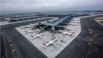 THY, İstanbul Havalimanı'nda tam kapasiteye geçti!