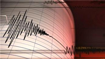 Malatya'da 4,5 büyüklüğünde deprem meydana geldi